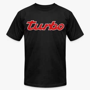 Turbo shirt - Men's Fine Jersey T-Shirt