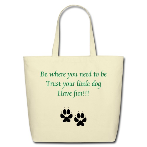 Agility Mantra - Eco-Friendly Cotton Tote