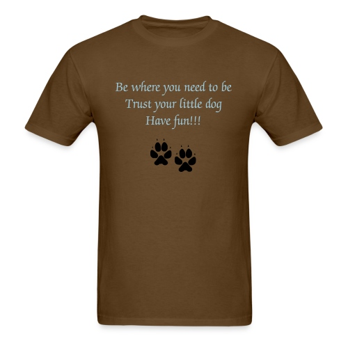 Agility Mantra - Men's T-Shirt