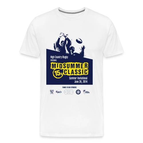 Midsummer 15s 2014 - Men's Premium T-Shirt