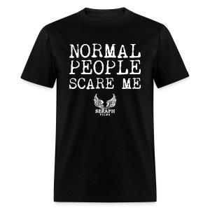 Normal People Scare Me Men's T - Men's T-Shirt