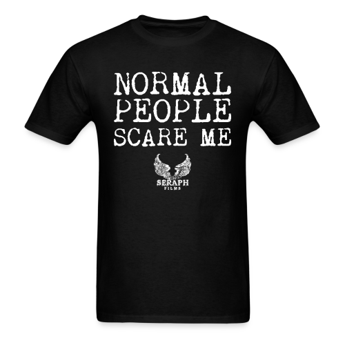 Normal People Scare Me Men's T - Men's T-Shirt