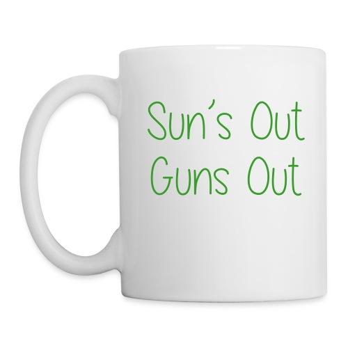 Sun's Out Gun's Out - Coffee/Tea Mug