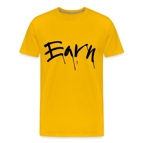 Earn - Men's Premium T-Shirt