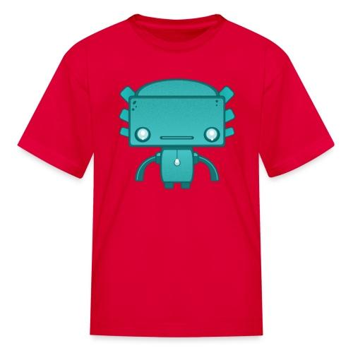 Aqua Robot T-Shirt - Kids' T-Shirt