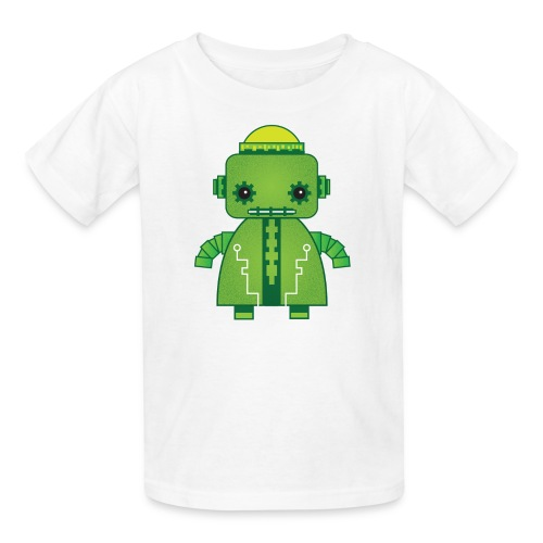 Green Robot T-Shirt - Kids' T-Shirt