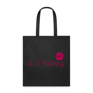 I Love Running - Tote Bag
