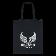 Bags & backpacks ~ Tote Bag ~ Seraph Films Logo Tote Bag