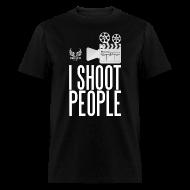 T-Shirts ~ Men's T-Shirt ~ I Shoot People Men's T-Shirt