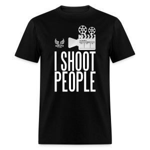 I Shoot People Men's T-Shirt - Men's T-Shirt
