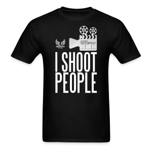 I Shoot People Men's T-Shirt - Men's T-Shirt