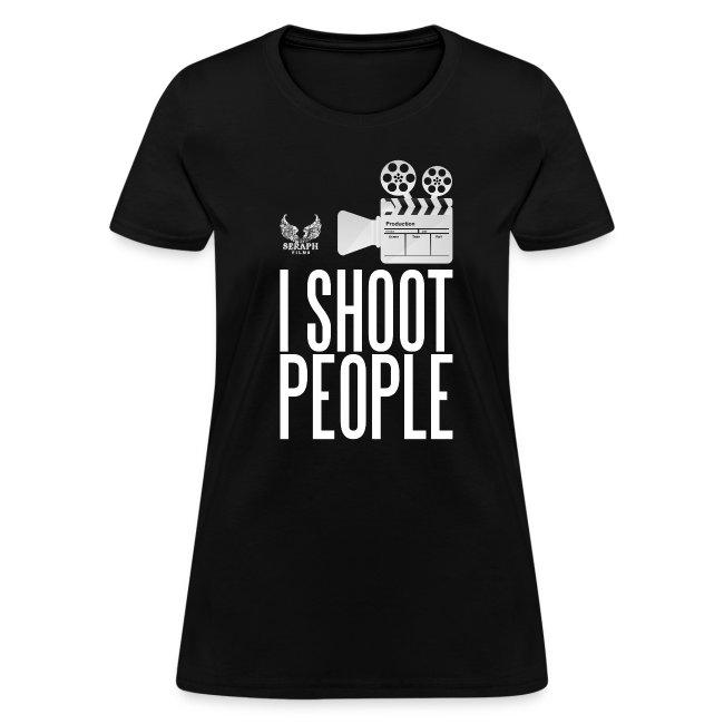 I Shoot People Women's T-Shirt