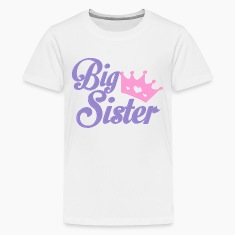 big_sister Kids' Shirts