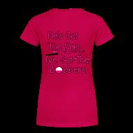Women's T-Shirts ~ Women's Premium T-Shirt ~ Pole Bobbers