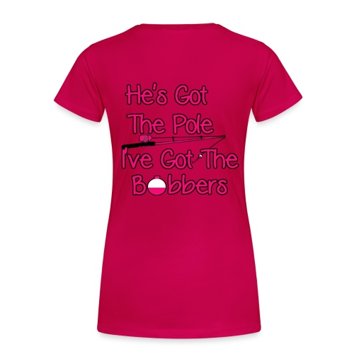 Pole Bobbers - Women's Premium T-Shirt