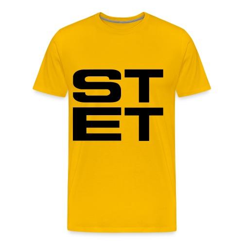 STET - Men's Premium T-Shirt