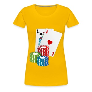 Black Jack - Women's Premium T-Shirt