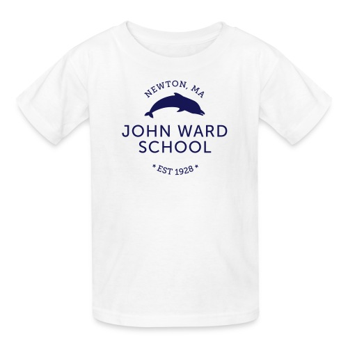 Kid's Basic White T-Shirt - Kids' T-Shirt