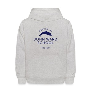 Kid's Hooded Sweatshirt - Multiple color choices available - Kids' Hoodie