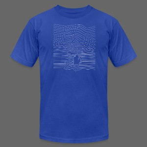 The Michigan Division - Men's T-Shirt by American Apparel