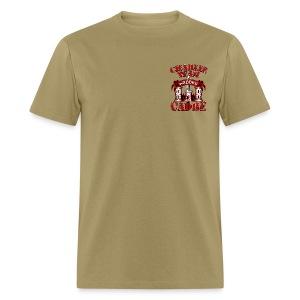 Charlie Team Cadre - Men's T-Shirt