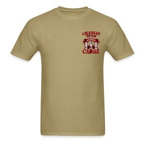 Charlie Team Cadre - Men's T-Shirt