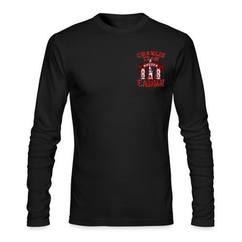 Charlie Team Cadre - Men's Long Sleeve T-Shirt by Next Level