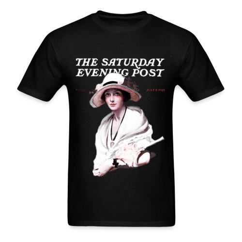 Vintage Saturday Evening Post #2 - Men's T-Shirt
