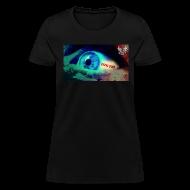 T-Shirts ~ Women's T-Shirt ~ Horror Haiku Woman's T-Shirt