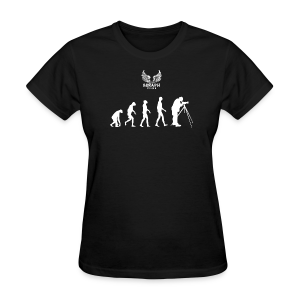 Evolution of Film Woman's T-Shirt - Women's T-Shirt