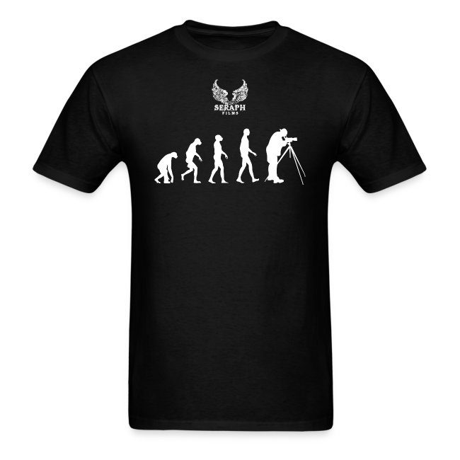 Evolution of Film Men's T-Shirt