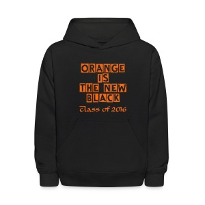 orange is the new black 1 - Kids' Hoodie