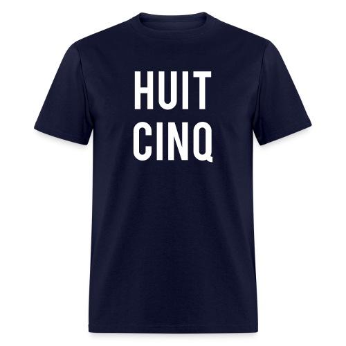 Huit Cinq (Male) - Men's T-Shirt
