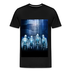Energetic Beings - Men's Premium T-Shirt