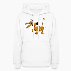 Funny Dog - Ball - Flyball  Hoodies