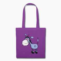 Funny Little Donkey - Donkeys Bags & backpacks