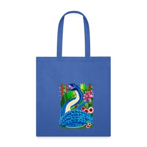 In A Deep Jungle-Snakes - Tote Bag