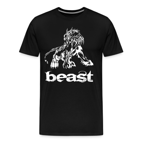 Tribal BEAST - Men's Premium T-Shirt