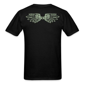 Wings Glow-in-the-Dark - Men's T-Shirt