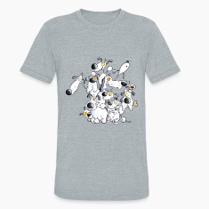 Lots Of Dogs - Dog  T-Shirts