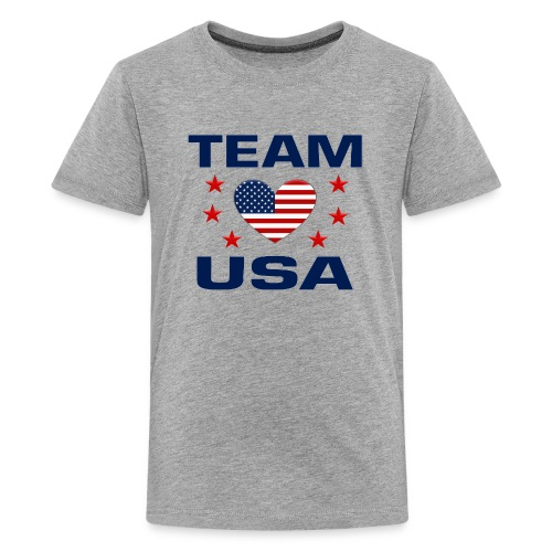 Team USA Soccer - Kids' Premium T-Shirt