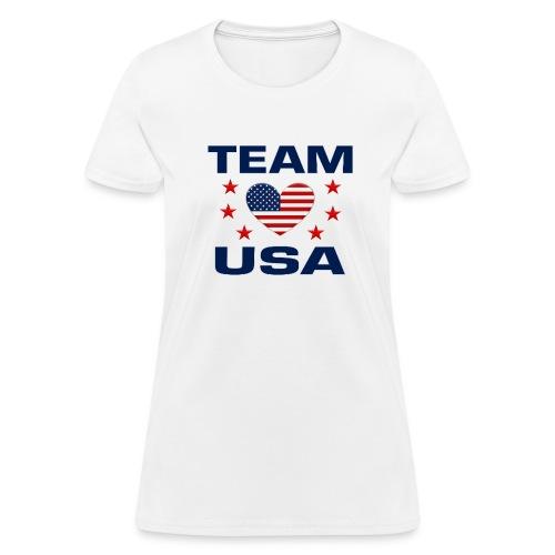 Team USA Soccer - Women's T-Shirt