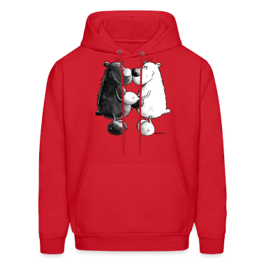 Best Friends - Bear - Bears Hoodies