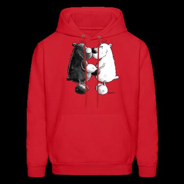 Best Friends - Bear - Bears Hoodies