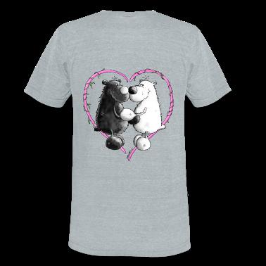 Love Bears - Teddy - Coeur - Amour T-shirts