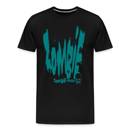ZOMBIE TENNIS - Men's Premium T-Shirt