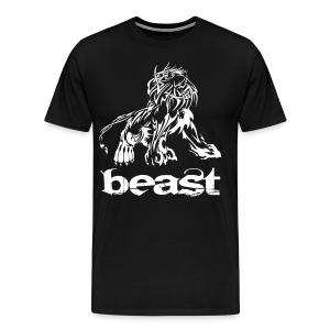Tribal BEAST - Men's Premium T-Shirt