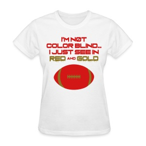 Color blind - Women's T-Shirt