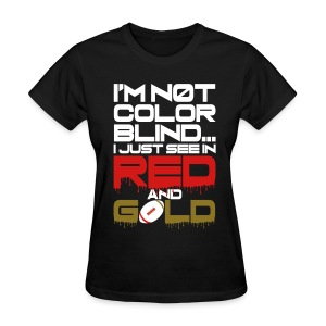 Color blind 2 - Women's T-Shirt