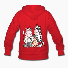 Funny Farm Animals Hoodies